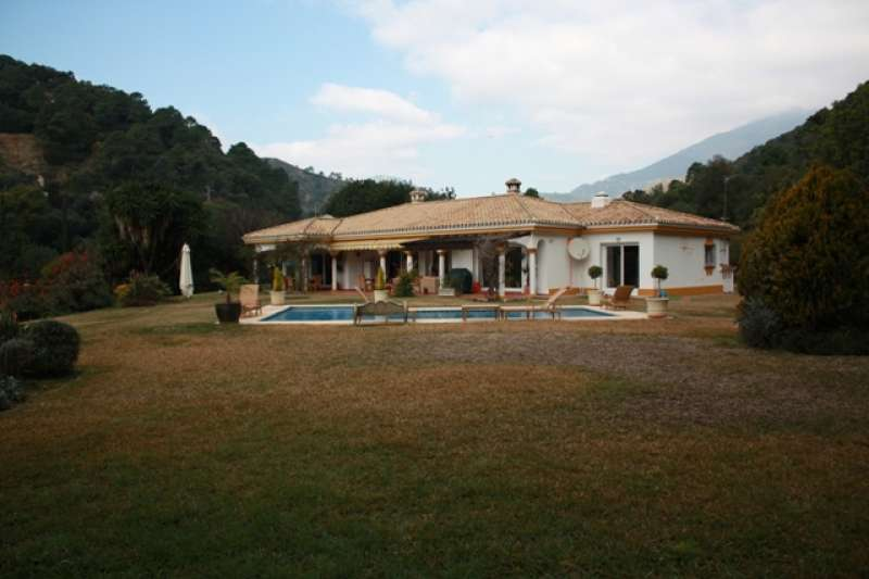 Finca in Benahavis