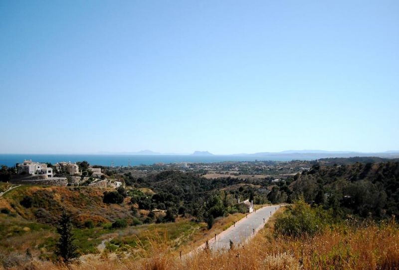 Residential Plot in Estepona New Golden Mile