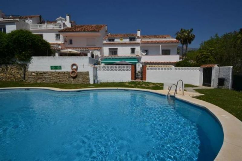 Townhouse in Marbella Golden Mile