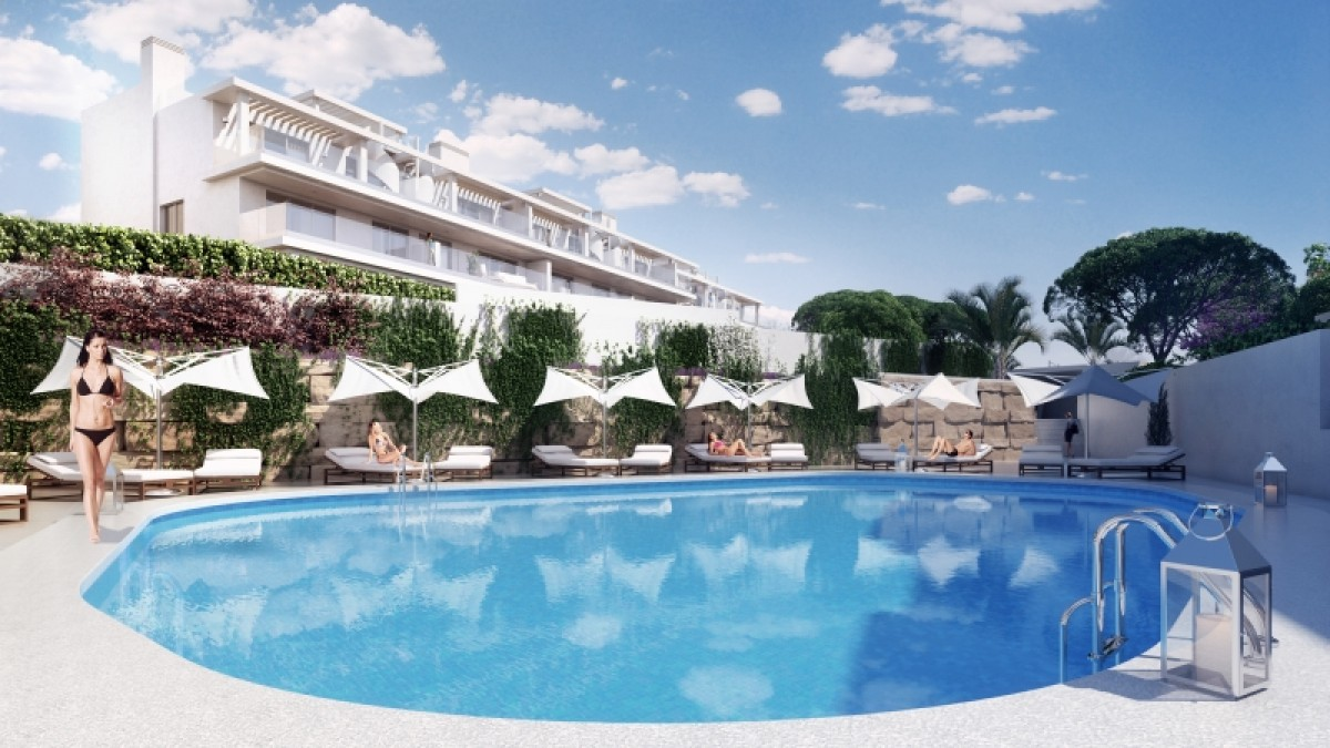 Apartment in Estepona New Golden Mile