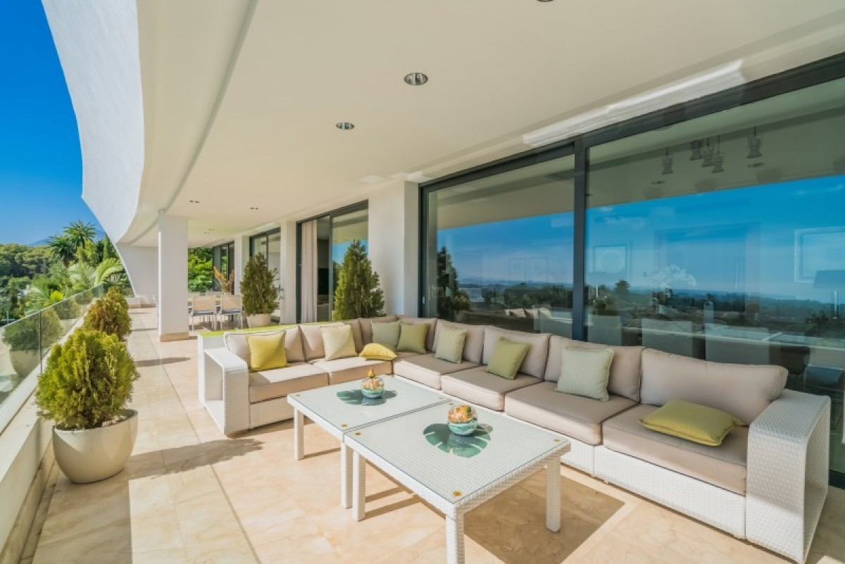 Duplex-Penthouse in Marbella Golden Mile