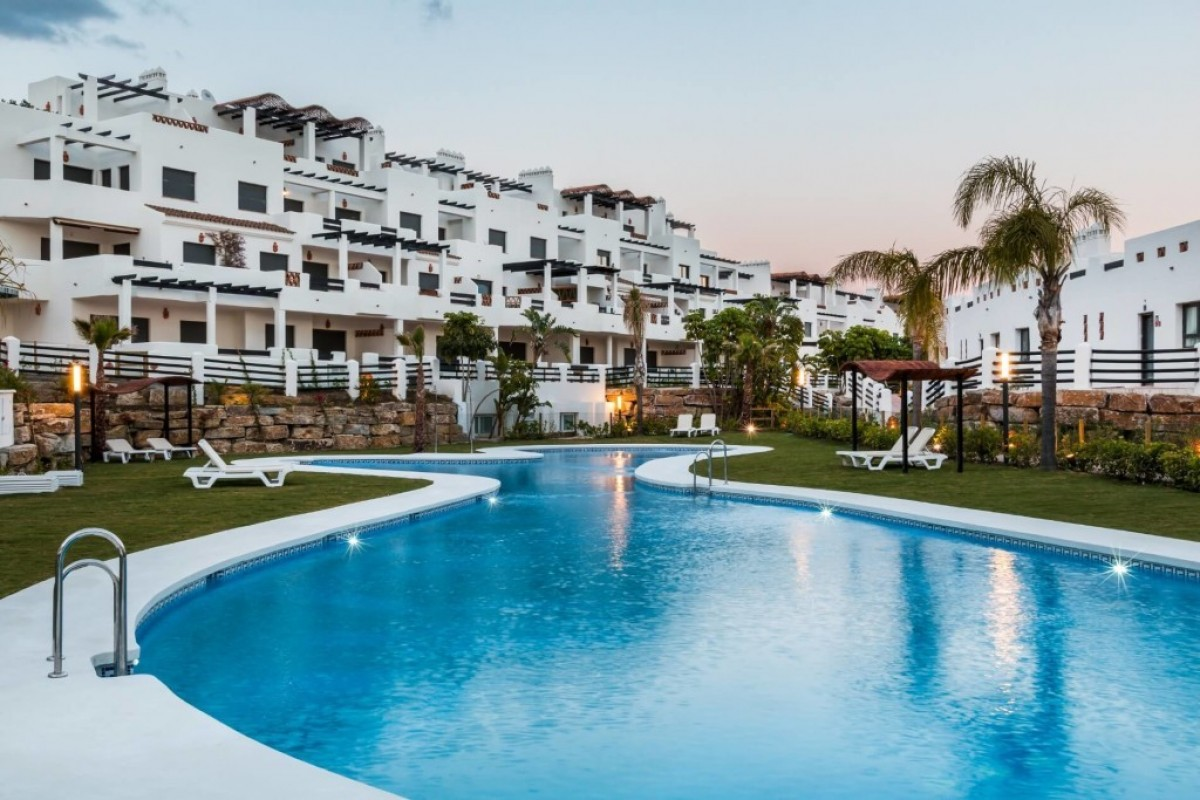 Apartment in Estepona (New Golden Mile)
