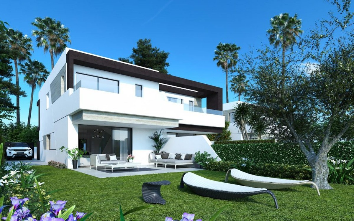 Townhouse in Estepona New Golden Mile