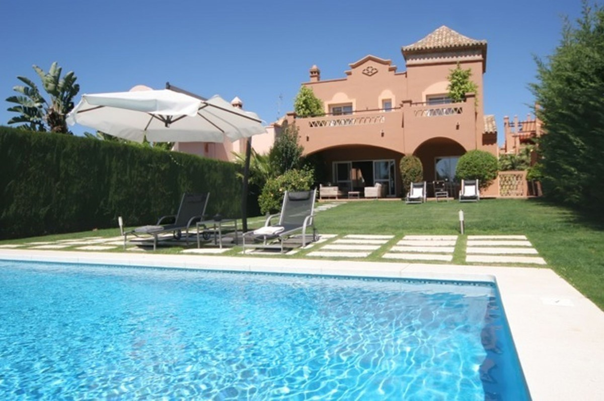 Villa for Sale<br> Puerto Banus